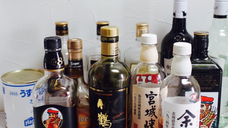 ウイスキーカウンター